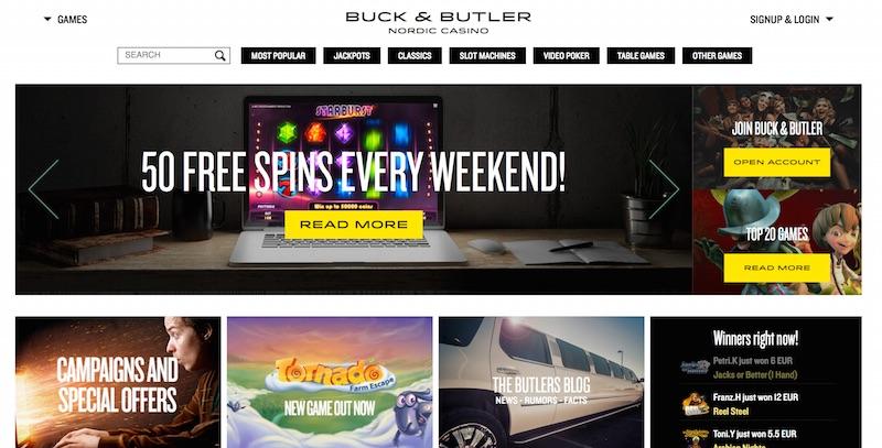 Buck & Butler