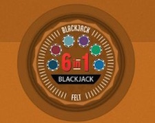 Blackjack 6 in 1 nyacasino