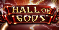 hall of gods netent progressiv jackpotspel