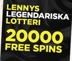 Lenny lotteri