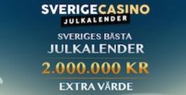Sverige casino jul