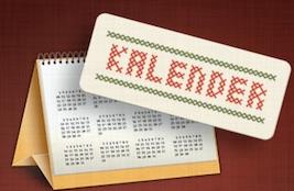 Casinostugan kalender