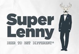 Superlenny superspins