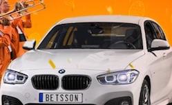 Betsson BMW