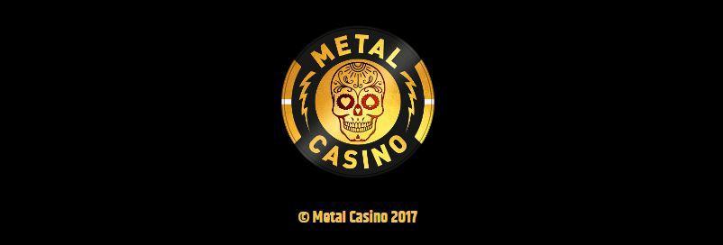 Metal Casino satsar hårt på sin look
