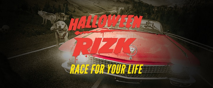 Rizk håller ett särskilt halloweenerbjudande