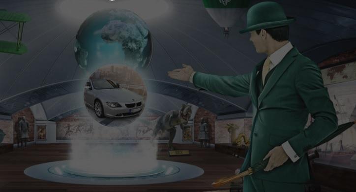 Du kan vinna en bil hos Mr Green